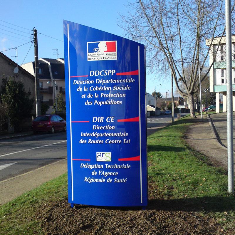 realisation_plv_exterieur_canot_signaletique_DDCSPP